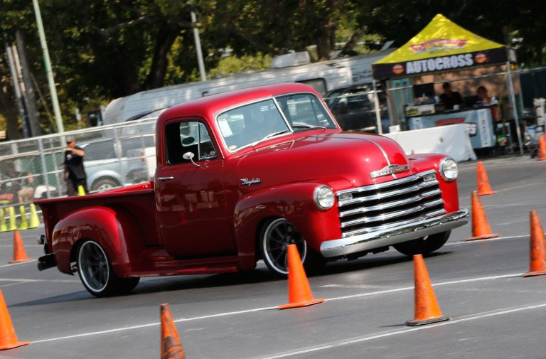 This '53 Chevy Pickup Proves It Can Haul More Than Just Parts
