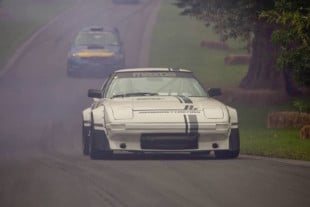 Video: 330-HP/2,100-LB Mazda RX-7 Dances At The Leadfoot Festival!