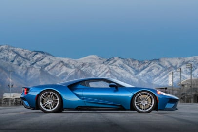 Breaking News: Ford GT Application Window Open for 30 Days