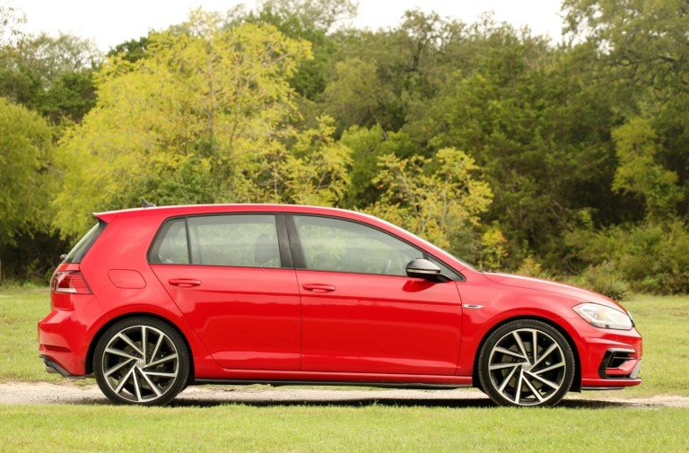 On The Road And Around The Track In The 2018 Volkswagen Golf R