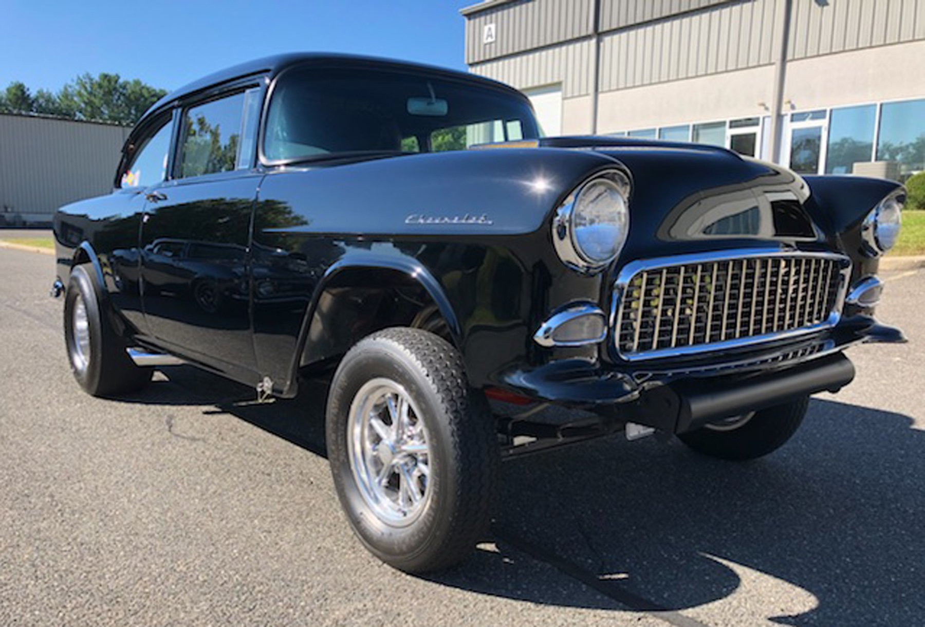Home-Built Hero: Vincent Paradiso's '55 Chevy Gasser