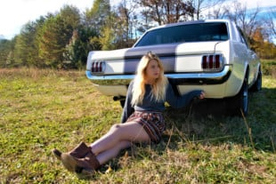 POWER PROFILE: Sydney Lett Hit the Right Note with Her '66 Mustang