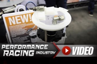 PRI 2018: DeatschWerks Spotlights 5th Gen Camaro DW400 Fuel Pump