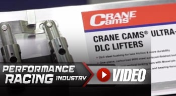 PRI 2018: Crane Cams Camshaft & An Extreme Application Lifters