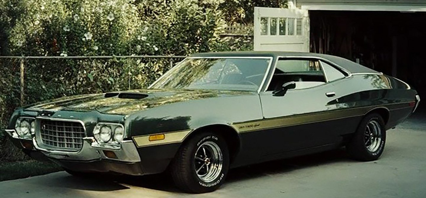 Rob S Movie Muscle Gran Torino S 1972 Ford Gran Torino Sport