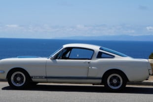 POWER PROFILE: John Saia Earned His Stripes with This '66 GT350
