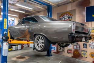 Fixing The Fairlane: QA1 Helps With A Typical Restomod Problem