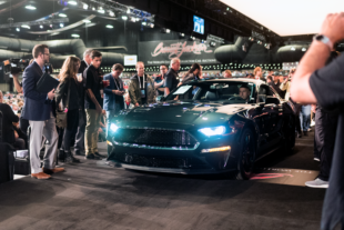 GT500 Among Modern Muscle Offered at Barrett-Jackson Scottsdale 2019