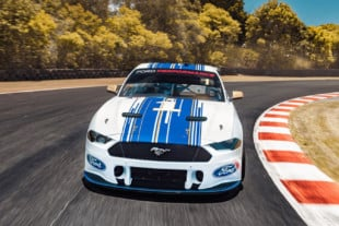 2019 Ford Mustang Supercar Makes Official Debut Down Under