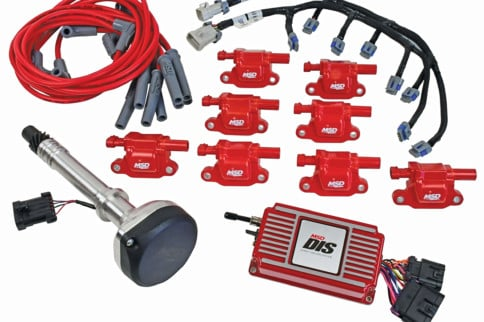MSD's Coil-Near-Plug Ignition Brings Classics Into The 21st-Century