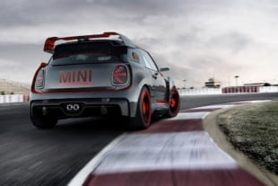 Could A New 300 HP John Cooper Works Mini Be Headed Our Way?