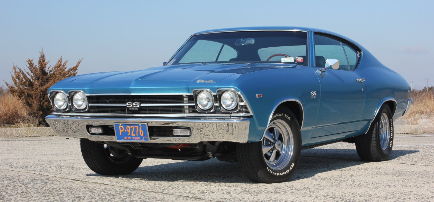 New Chevelle Ss >> Muscle Memory Gary Heicklen S 69 Chevelle Ss