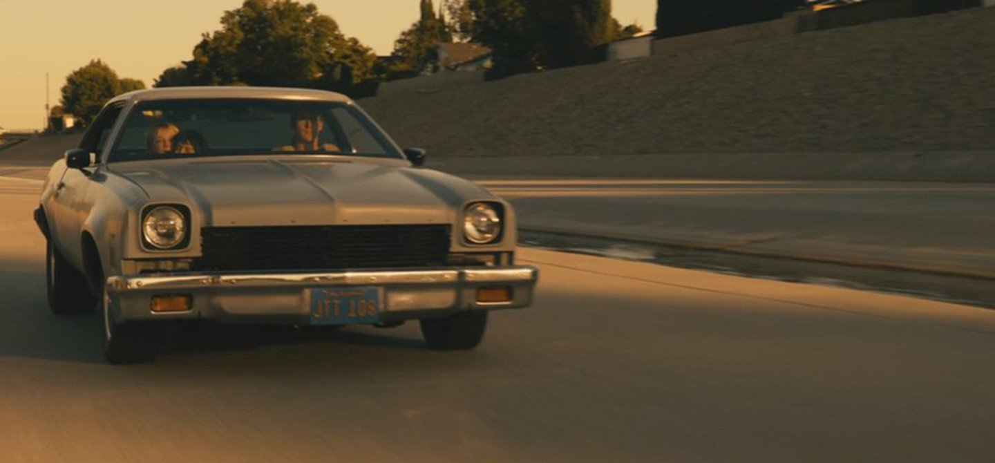 Rob's Movie Muscle: The 1973 Chevy Malibu in Drive (2011)