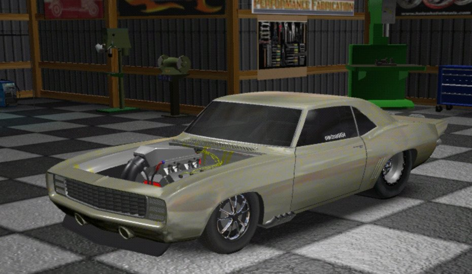 Doorslammers 2: High Performance Mobile Drag Racing Action