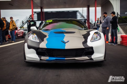 Menacing 2016 C7 Corvette Defines Power And Performance