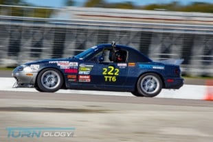 Project CrossTime Miata: Autocross/Time Trial Build Diary