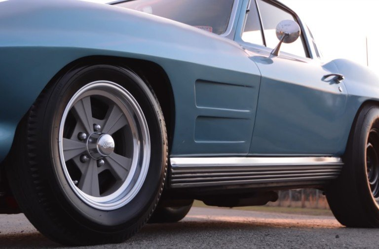 What Happens When You Give A 16-Year-Old A Blown Corvette?