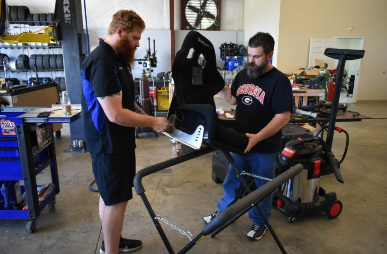 How To Properly Install A Racing Seat For Optimal Safety & Comfort