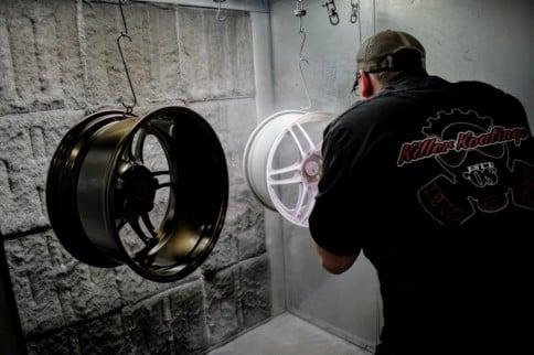 Powdercoating Aluminum Wheels: The Ultimate Paint Alternative?