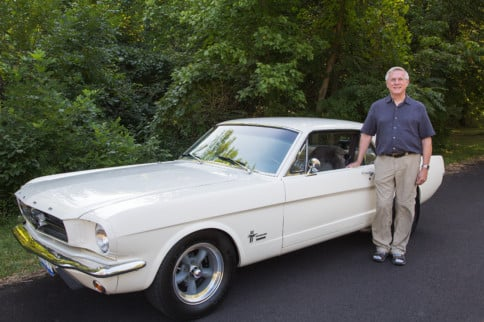 Todd Bailey Modded This 400HP Classic With Bits From Three Cars