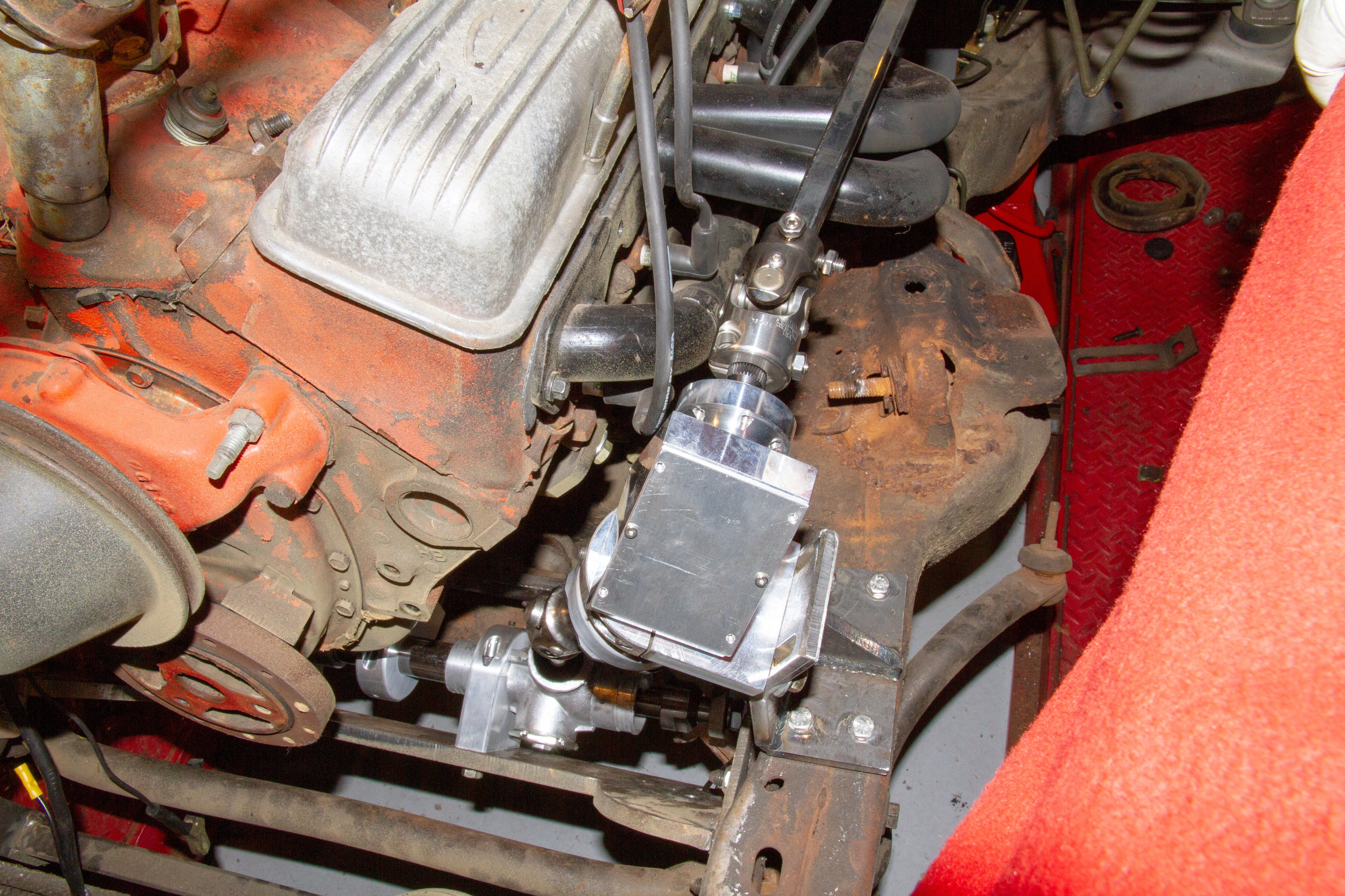 Tech: Installing Rack-And-Pinion Steering On A C10 Pickup