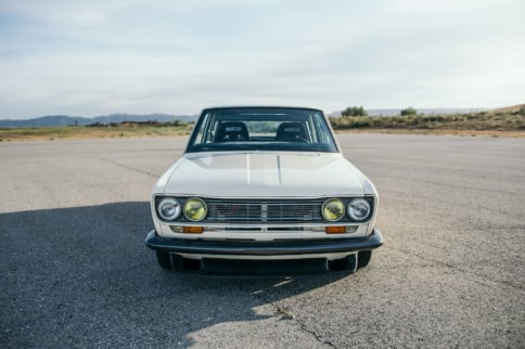 Could This Be The Coolest, Cleanest Datsun 510 On The Planet?