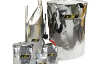 Keep It Cool: Design Engineering Inc. Reflective Fuel Can Covers