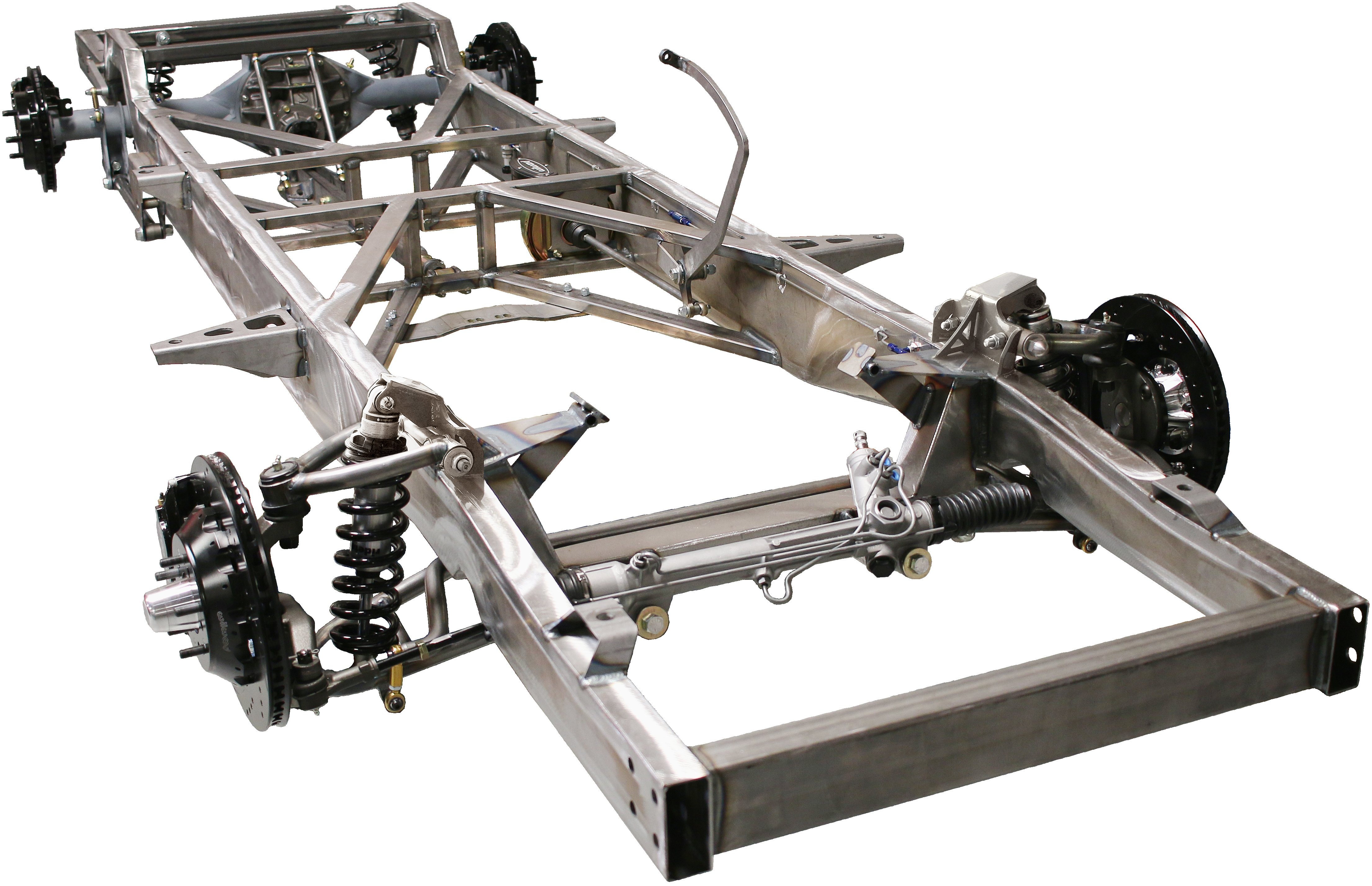 Street Rod Chassis Guide: TCI Engineering Ford Chassis Offerings