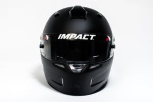 This May Well Be The Ultimate Track Day Helmet