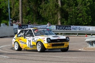 Video: Featherweight Toyota Starlet 4AGE Screams To 11,000 RPM