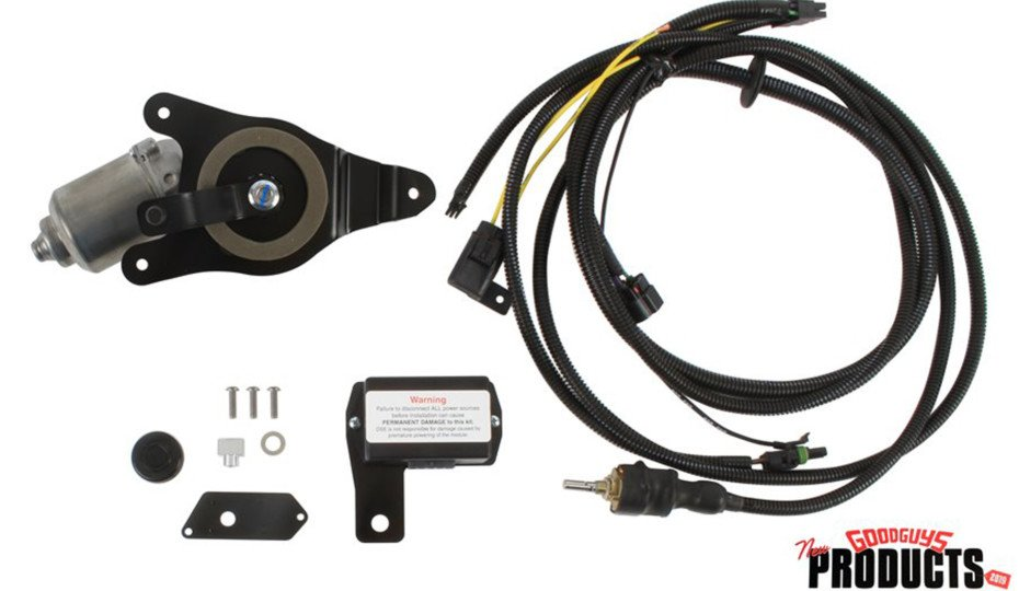 This C10 Wiper Motor Upgrade From Detroit Speed Is Much Needed