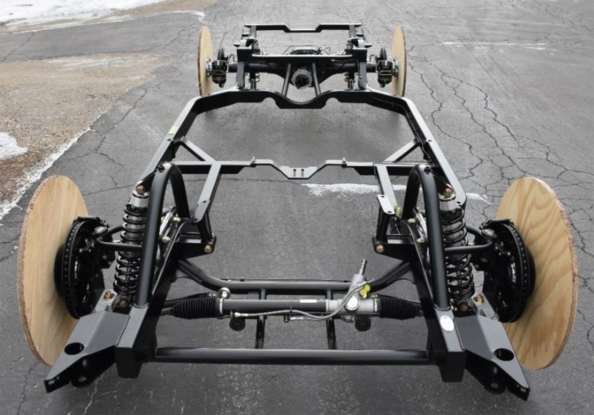 Eliminate Your GM's Chassis Flex With Summit's New Frame