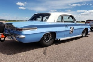 Sky Is The Limit: Greg Orr's LS-Powered 1961 Buick Skylark