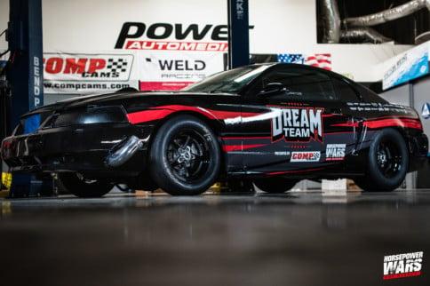 $10K Drag Shootout 2: Inside The Dream Team Mustang