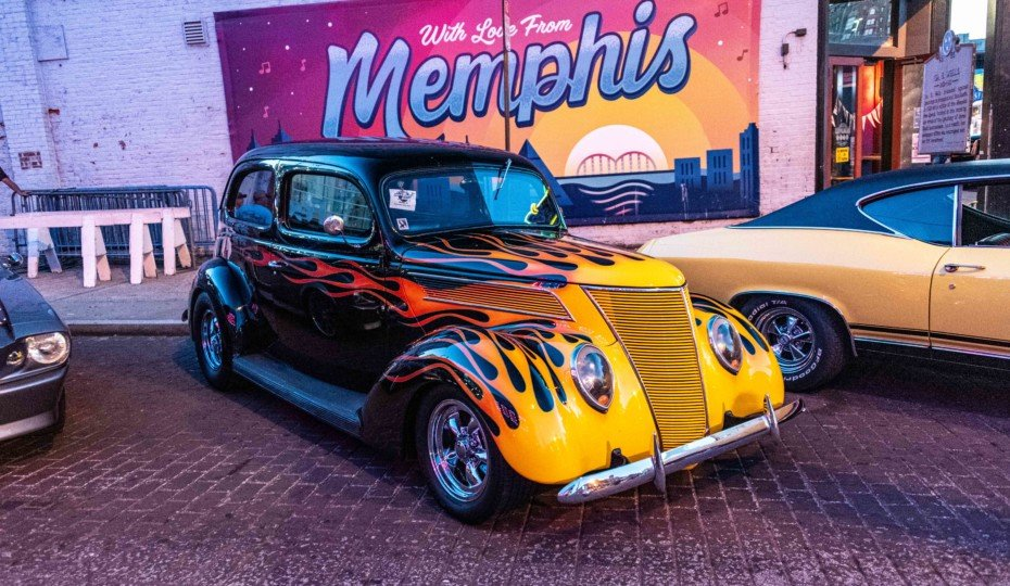"Goodguys Hall of Fame Road Tour Visits ""The Home Of The Blues"""