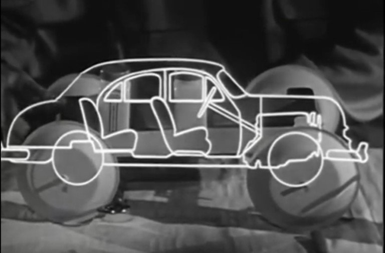 Vintage Video: As The Wheels Turn (1950)