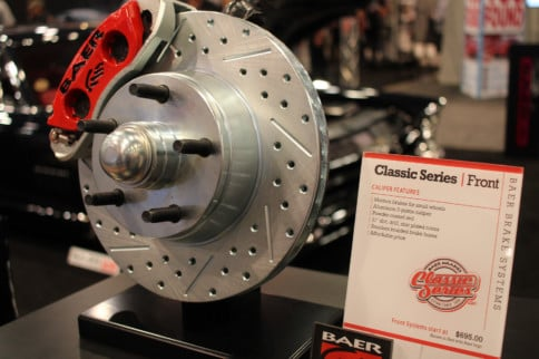 SEMA 2019: Baer Brakes Brings The Baer Claw Brake Systems Back