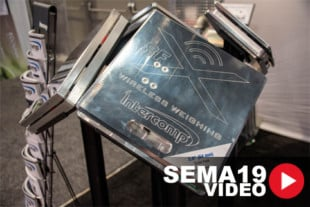 SEMA 2019: Intercomp Racing Introduces Bluetooth Technology