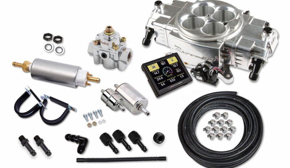 New Holley EFI Options For Traditional And Modern Hot Rodders
