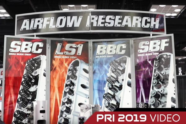 PRI 2019: Airflow Research Introduces New Entry-Level Cylinder Head