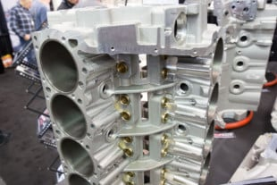 PRI 2019: Bill Mitchell Products Aluminum Blocks Beef-Up Mopars