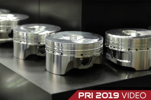 PRI 2019: Butler Performance & Their Partnership With Ross Racing