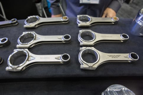 PRI 2019: CP-Carrillo Debuts Two New Connecting Rod Materials
