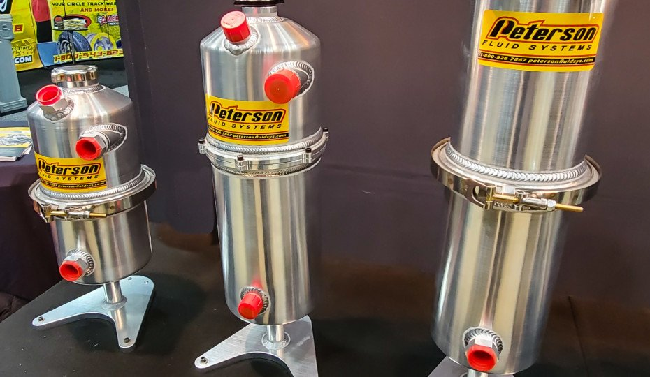 PRI 2019: Peterson's Dry Sump Systems Offer Road Racers Relief
