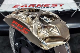 PRI 2019: PFC Brakes Brings Porsche Cup Performance To The Street