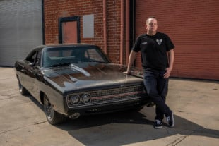 By Design: Sean Smith Builds A Brand On Muscle Car Concepts