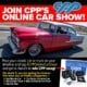 There's Still Time To Win CPP's Online Car Show!