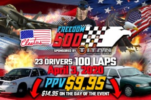 Freedom 500: The Show Must Go On!