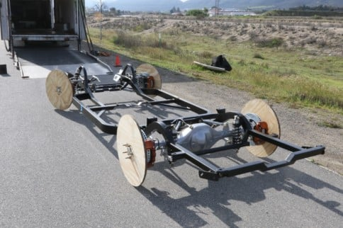 Four Reasons We Chose a Schwartz Performance Chassis for Pro Touring