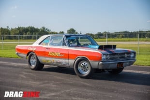 Mopar Man: Mike Schaefer's 1968 Nostalgia Super Stock HEMI Dart